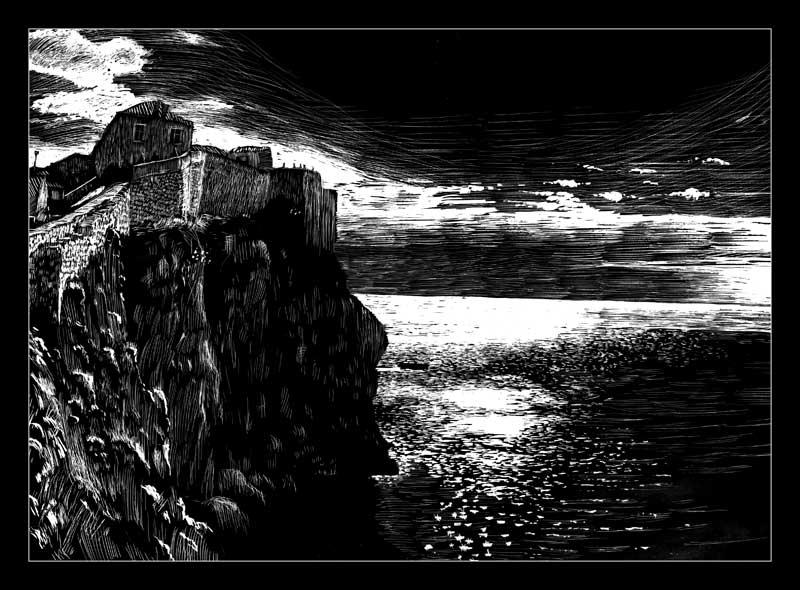 161123_Dubrovnik_Stadtmauer